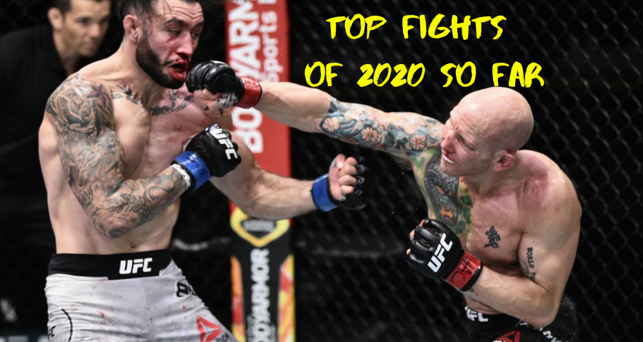 top fights of 2020 so far