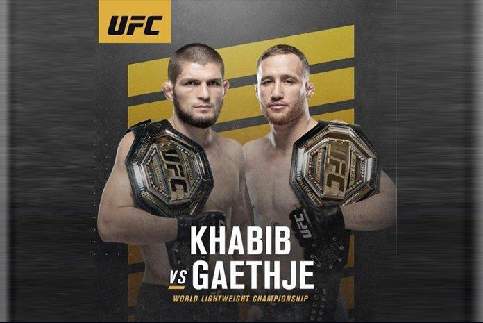 UFC 254 results - Nurmagomedov vs. Gaethje