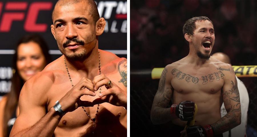Jose Aldo vs. Marlon Vera set for UFC 255 on Nov. 21