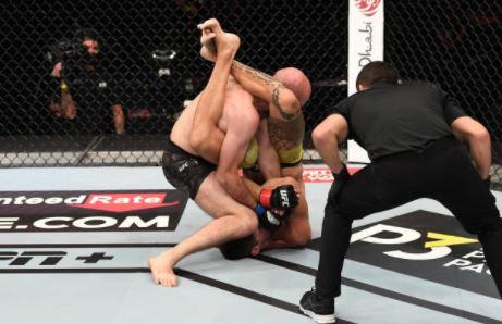 Joel Alvarez, UFC 254