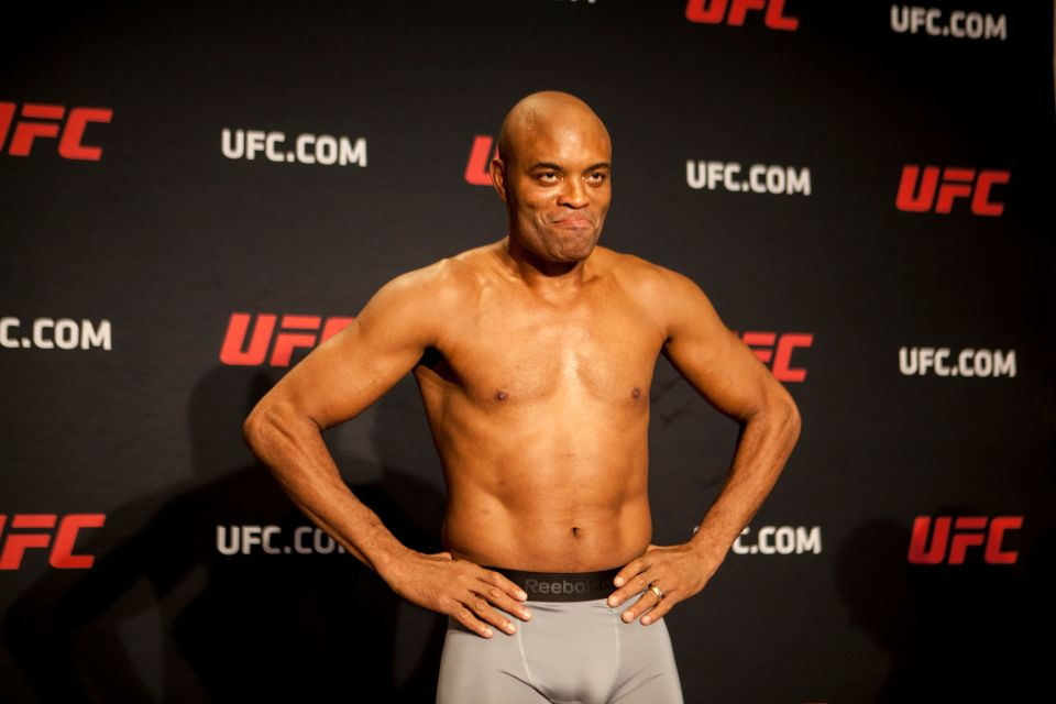 UFC Vegas 12 weigh-in results - Hall vs. Silva