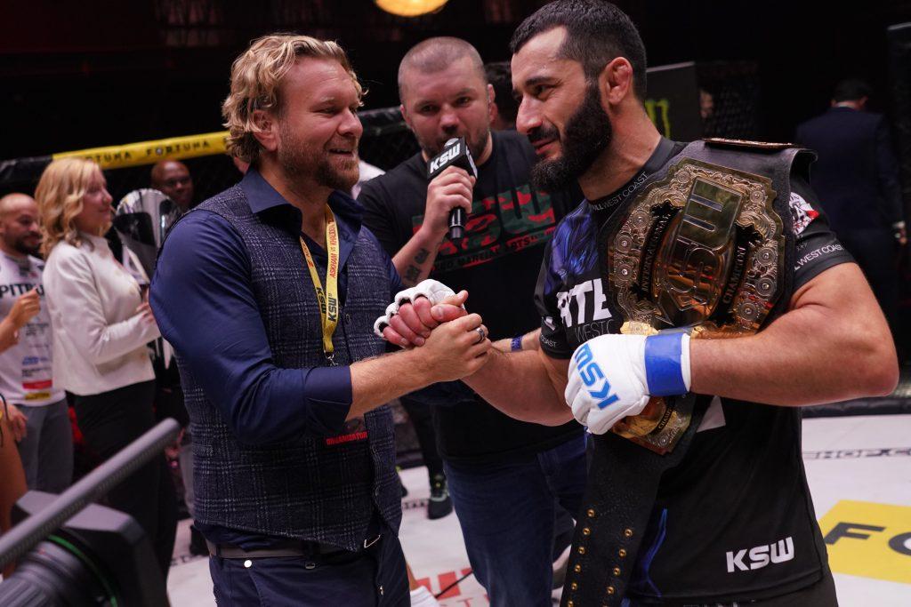 KSW 55 Results: Mamed Khalidov Shocks The World