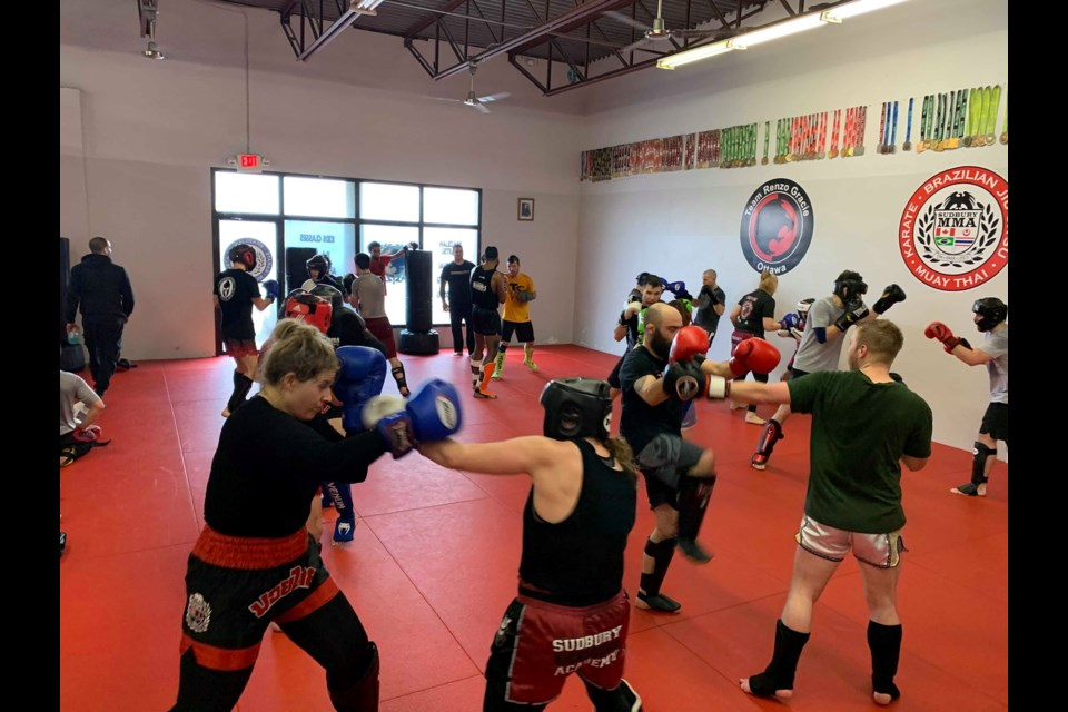 How COVID-19 is impacting the MMA community