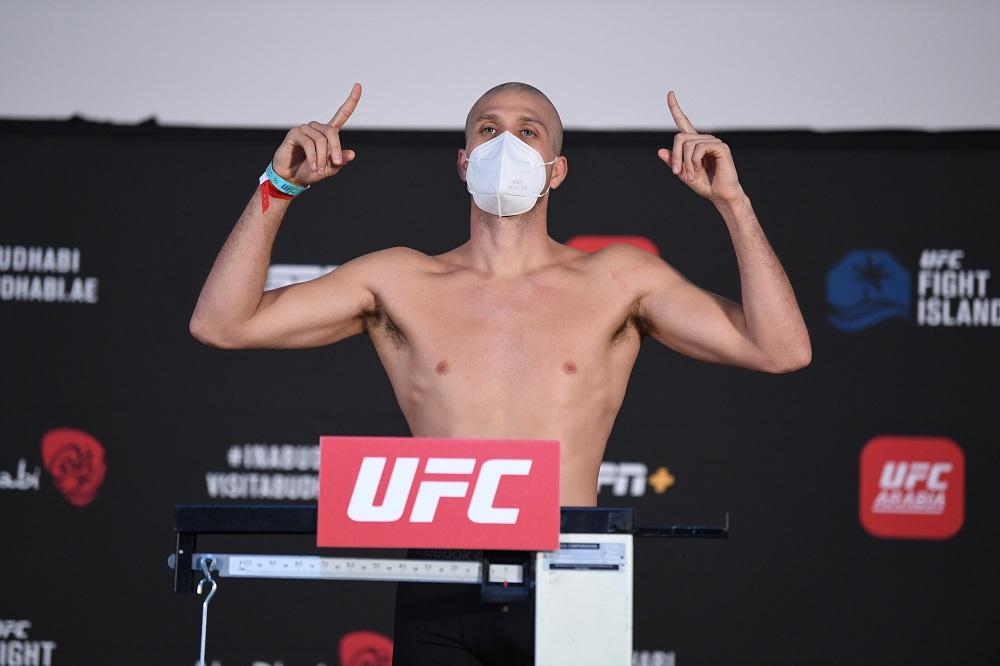 UFC Fight Island 6 weigh-in results - Ortega vs. Korean Zombie