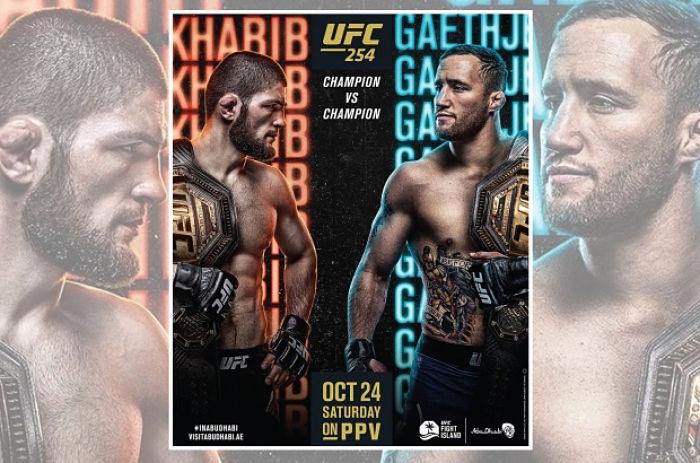 UFC 254, UFC 254 prelims