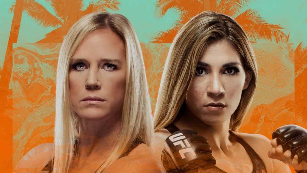 UFC Fight Island 4 results - Holm vs. Aldana
