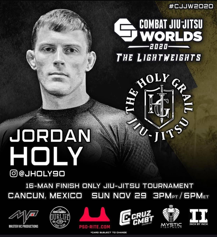 Jordan Holy