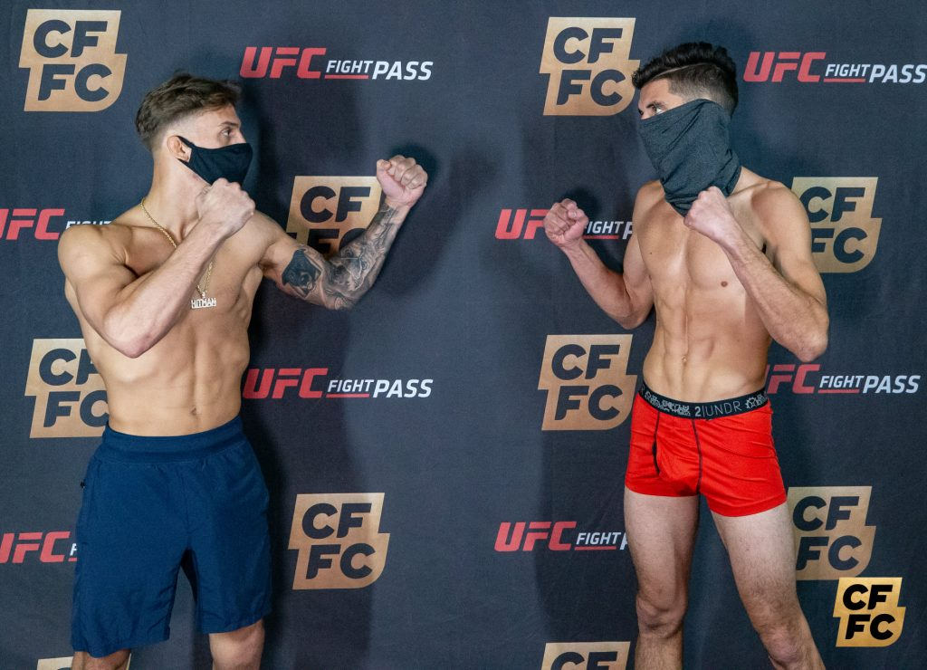 CFFC 88 results - Adames, Lynn, Vasil all with impressive finishes