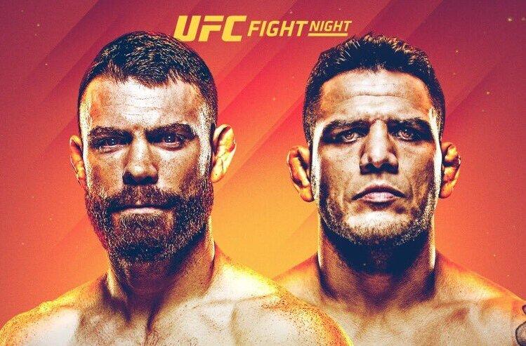 UFC Vegas 14, UFC picks