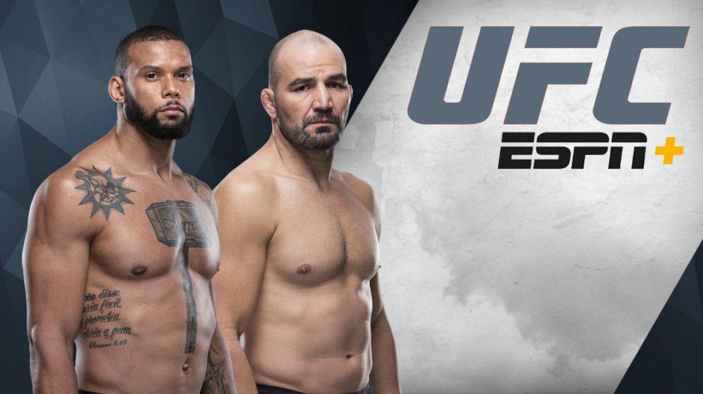 UFC Vegas 13