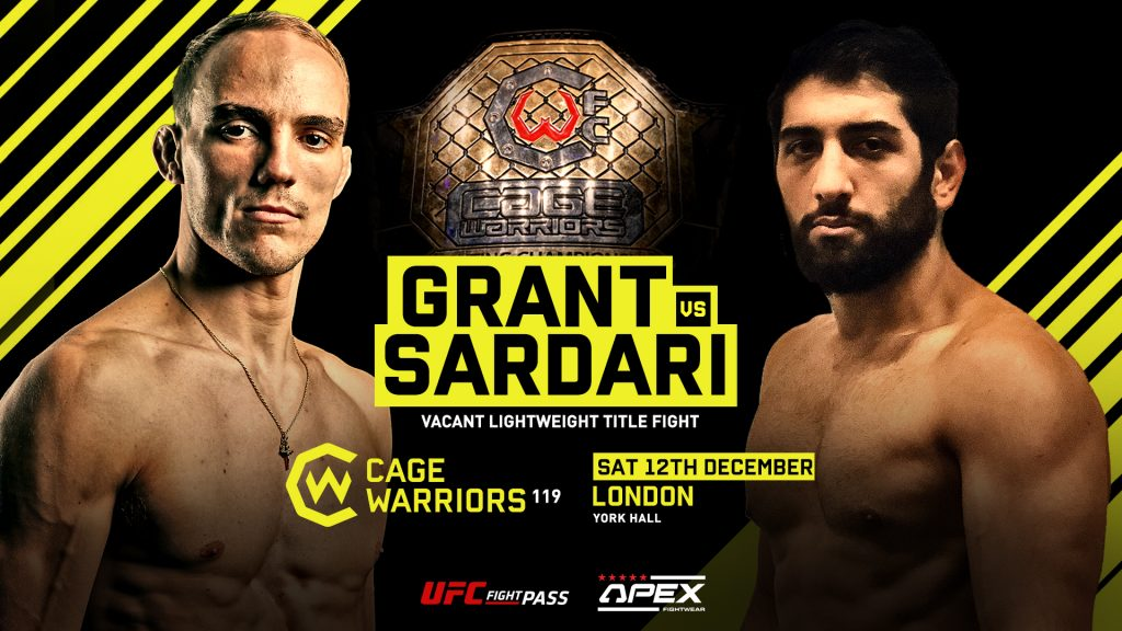 Cage Warriors 119