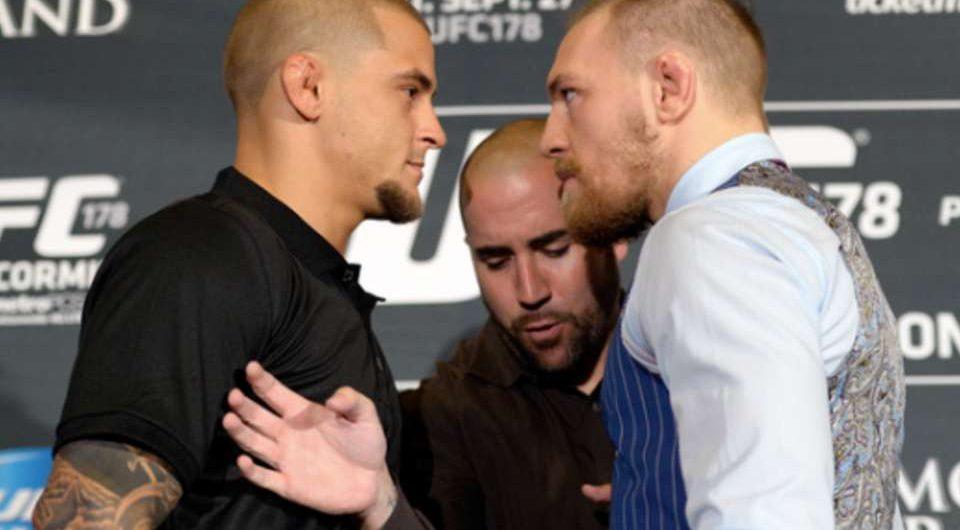 Conor McGregor vs. Dustin Poirier 2 officially book for UFC 257 on Jan. 23