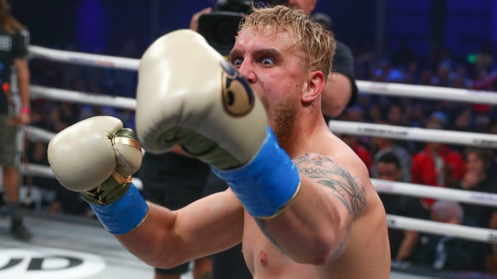 Jake Paul calls himself the new Floyd Mayweather; calls out Conor McGregor and Dillion Danis