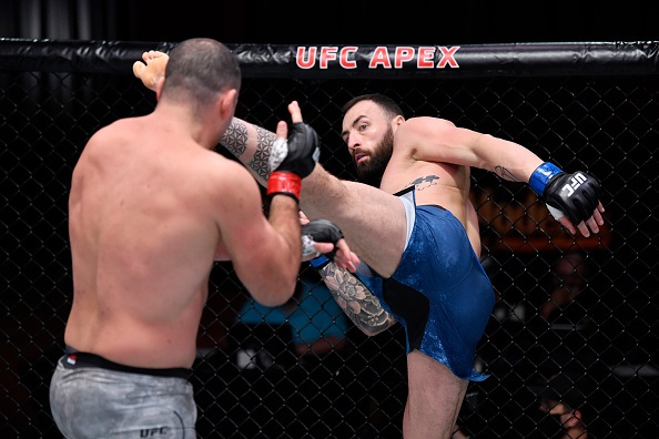 Paul Craig finishes Shogun Rua in round two of rematch at UFC 255