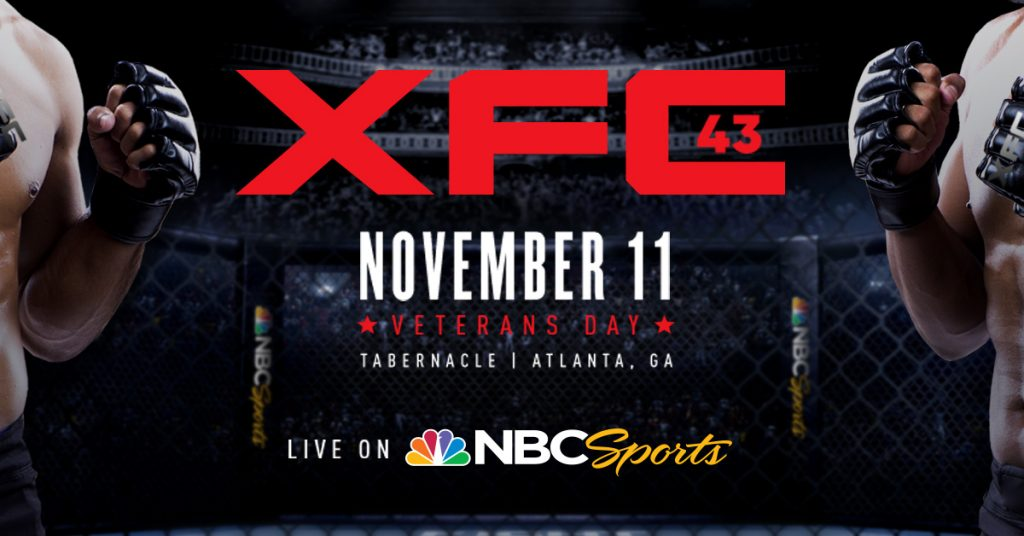 XFC 43 Main Card Preview