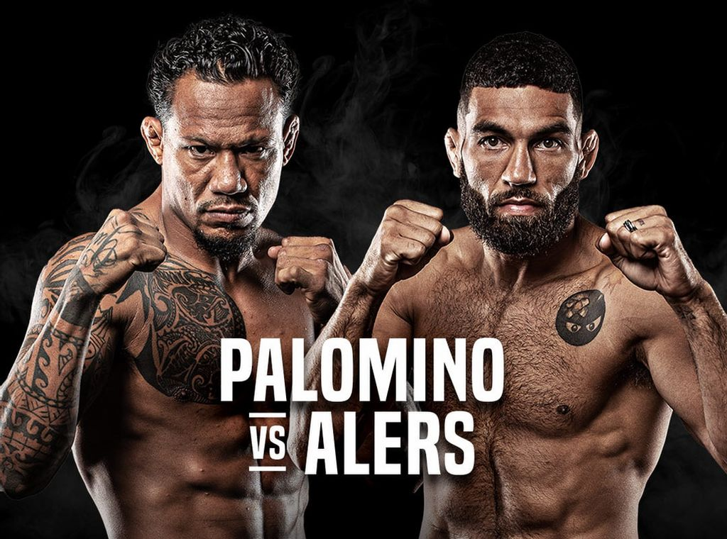 BKFC 14 results - Palomino vs. Alers for 155-pound title
