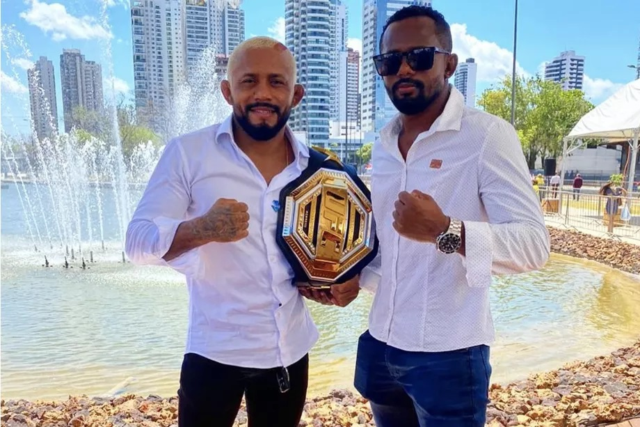 Francisco Figueiredo, brother of flyweight champion Deiveson Figueiredo, signs with UFC