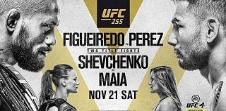 Deiveson Figueiredo, UFC 255