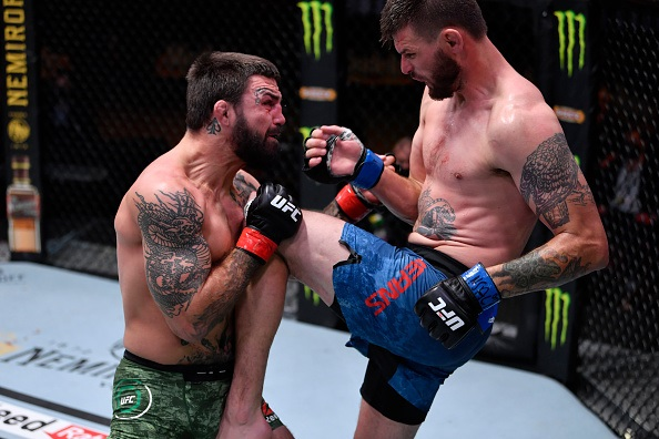 Tim Means picks Mike Perry apart to a unanimous decision win