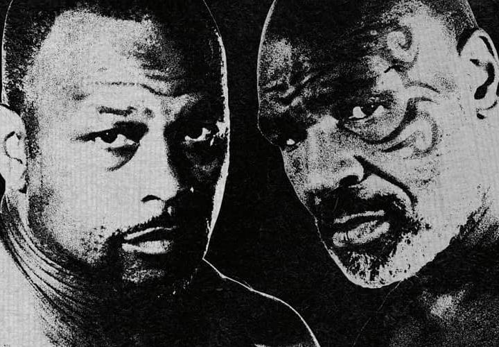 Weigh- In Mike Tyson vs Roy Jones Jr. - Live Stream