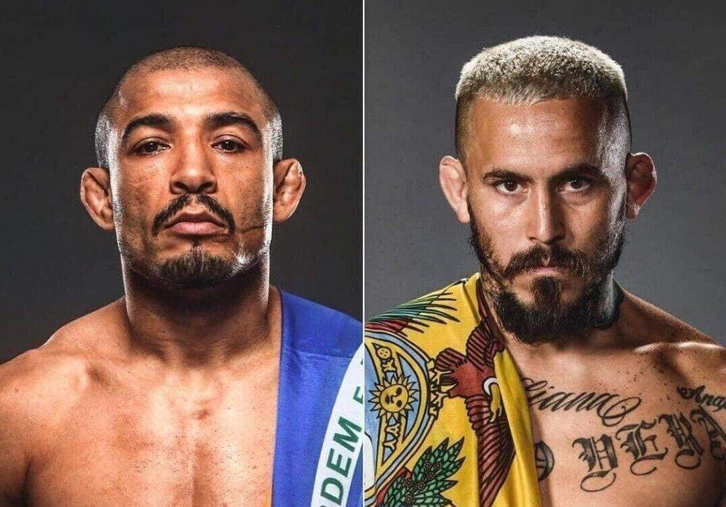 Jose Aldo draws Marlon Vera this weekend at UFC Vegas 17