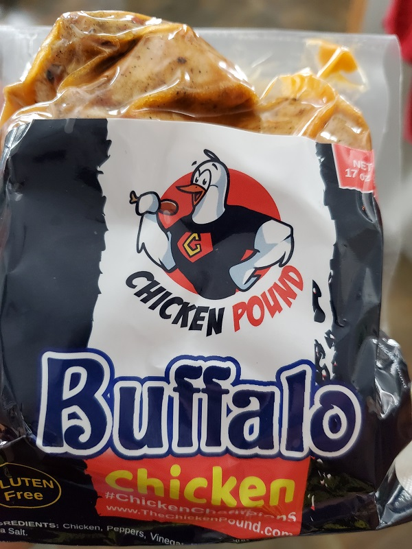 The Chicken Pound, Buffalo Chicken