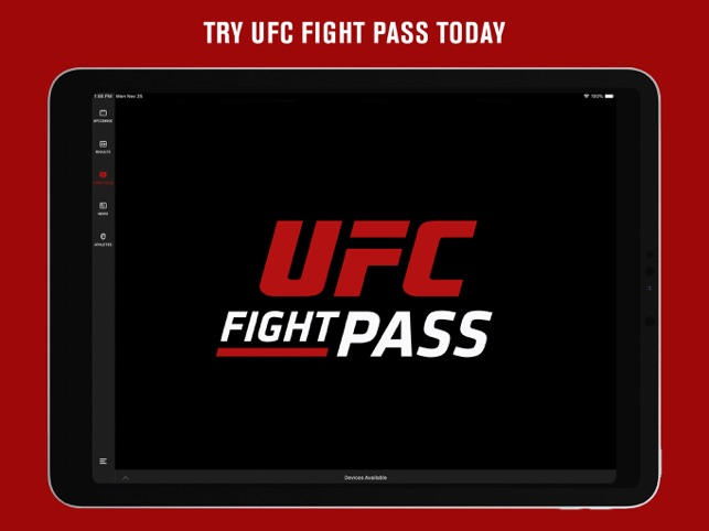 UFC Fight Pass, Muay Thai