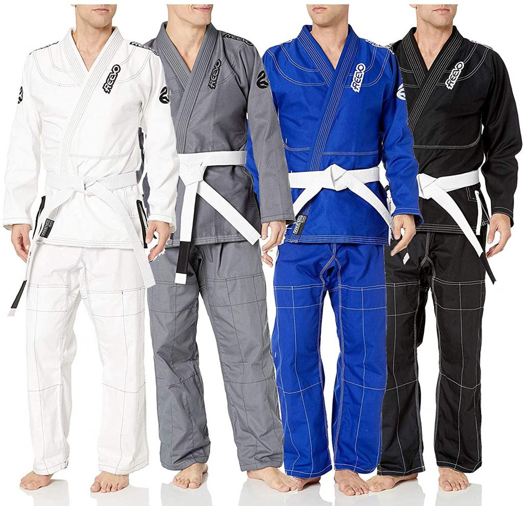 4 Easy Steps to Choosing your BJJ GI