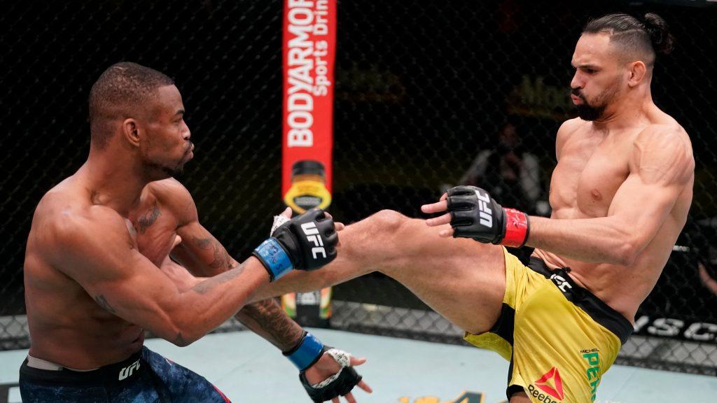 Michel Pereira wins unanimous decision over Khaos Williams at UFC Vegas 17