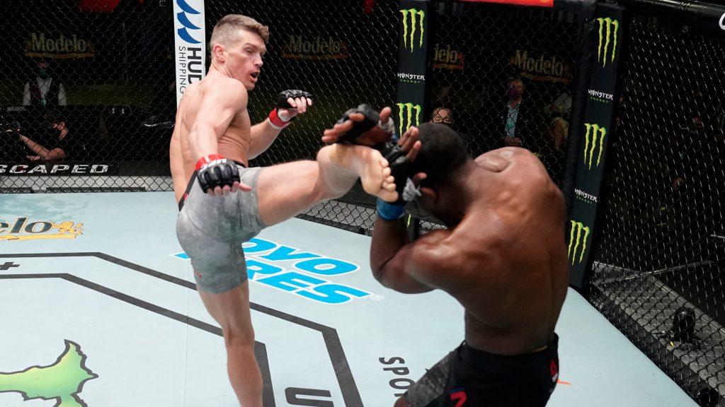 Stephen Thompson, Geoff Neal, UFC Vegas 17