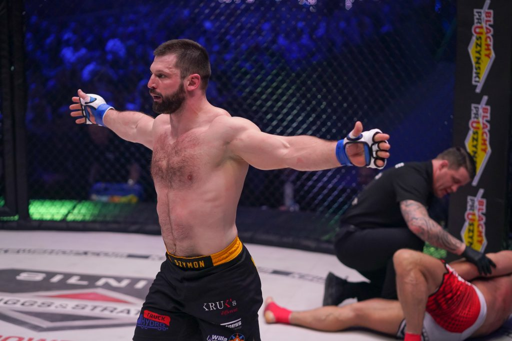 Szymon Kolecki, Olympic gold medalist in weightlifting scheduled for KSW 58