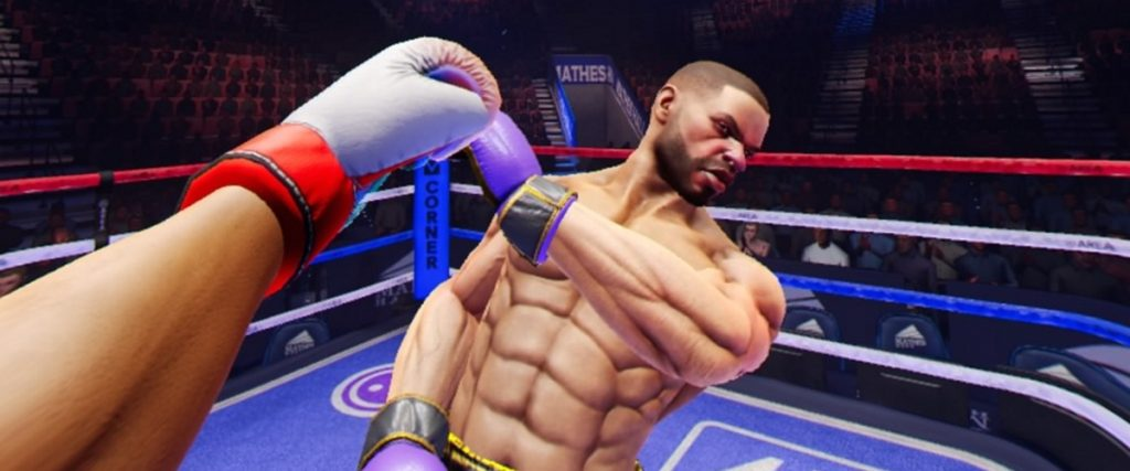 boxing in gaming