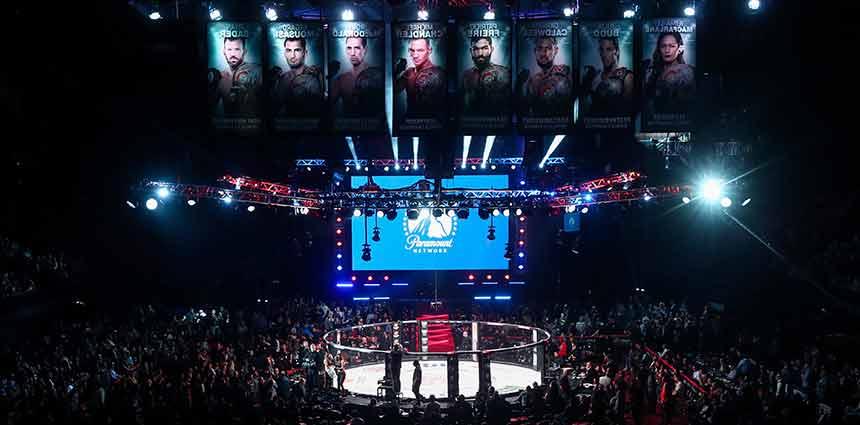 Gamble on MMA, bet on mma