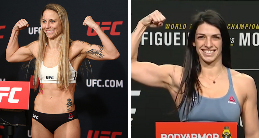 Nina Ansaroff to return against Mackenzie Dern on April 10