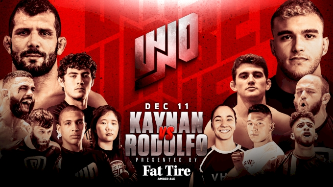 Who's Number One Live Results - Kaynan Durate vs. Rodolfo Vieira