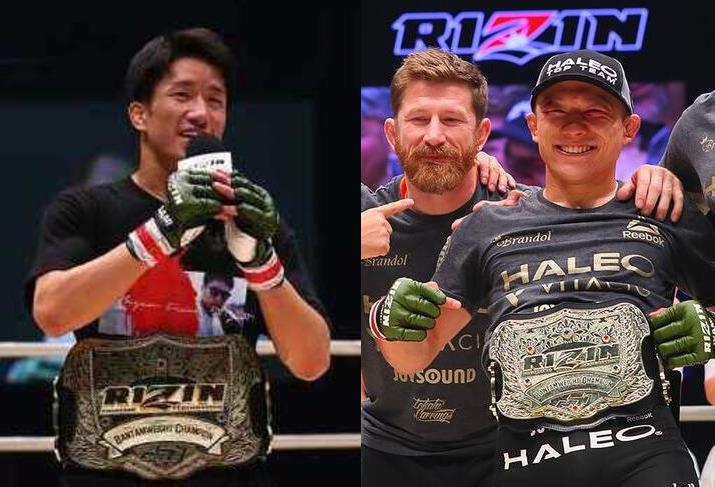 Kai Asakura vs. Kyoji Horiguchi II Headlines Rizin 26 - Saitama on New Year's Eve
