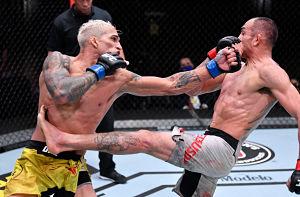 Do Bronx, UFC 256
