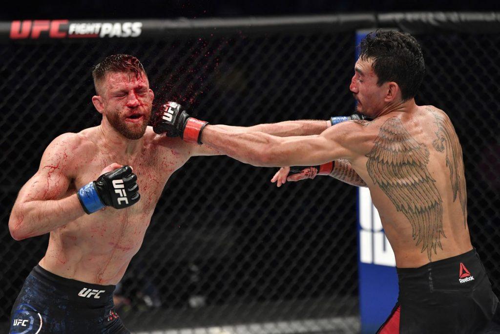 Calvin Kattar fight