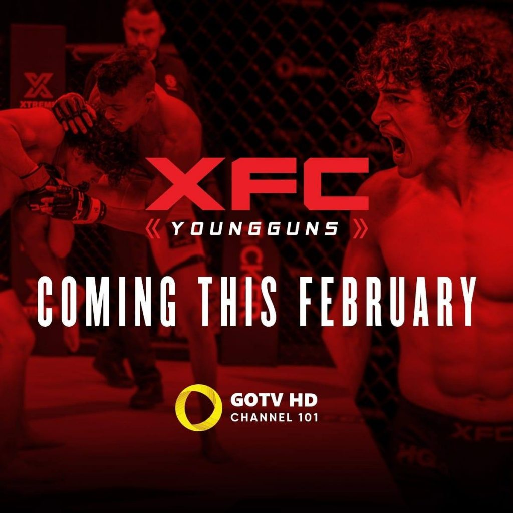 YoungGuns Series Event, XFC