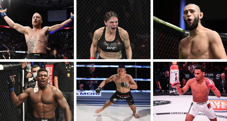 Six Fighters That Shined in 2020