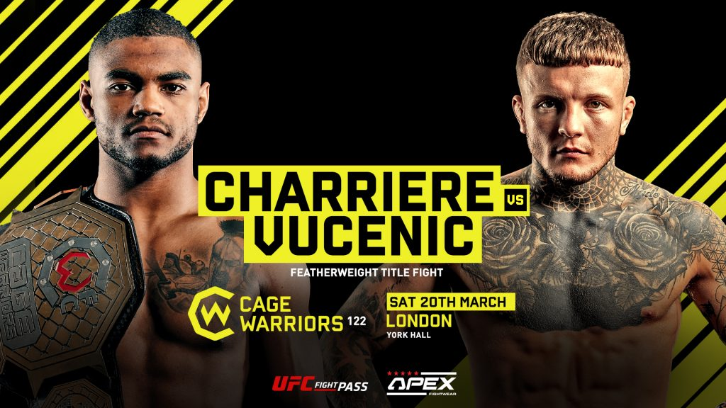 Cage Warriors 122