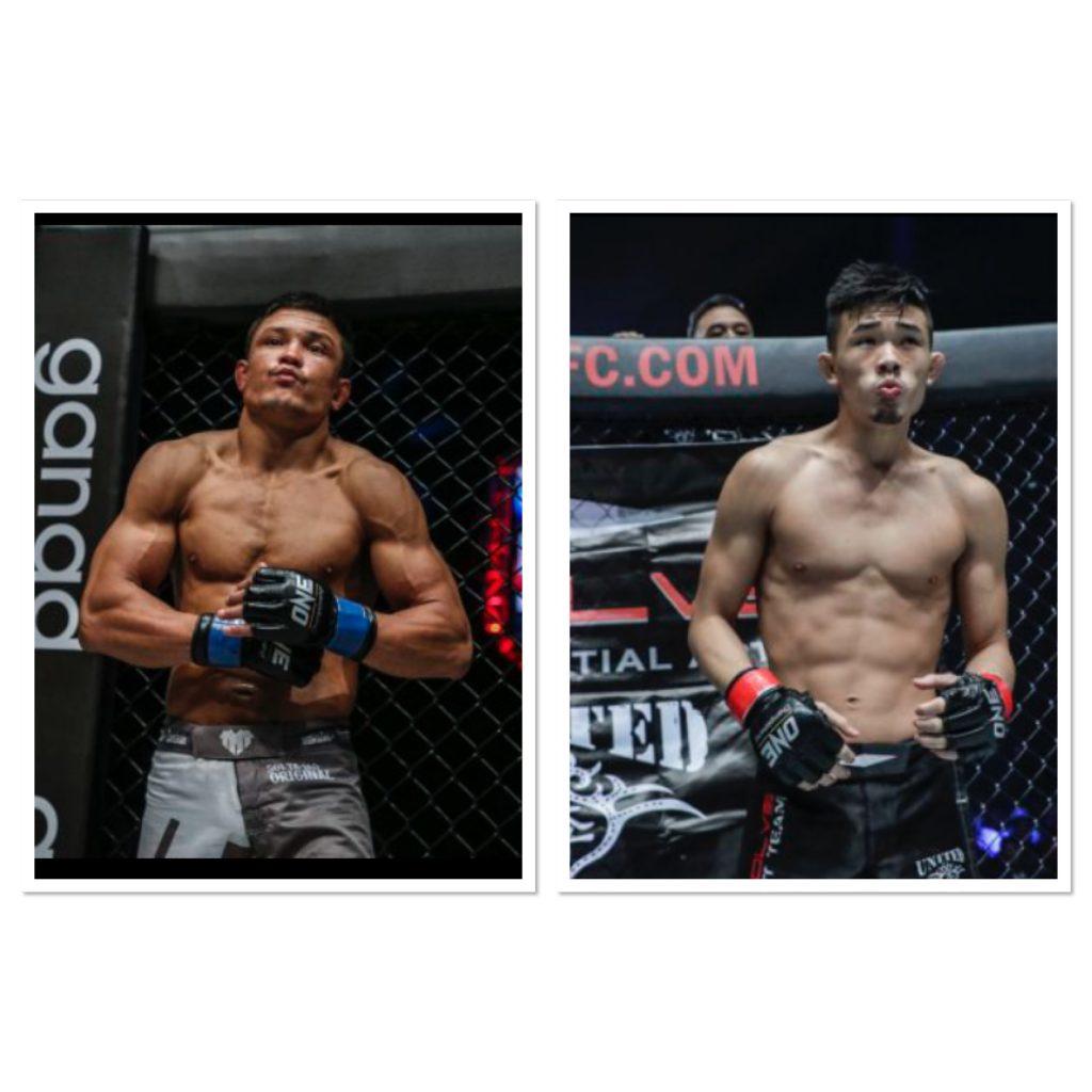 Christian Lee vs Timofey Nastyukhin