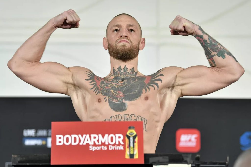 UFC 257 weigh-in results - McGregor vs. Poirier 2, 1 fight canceled