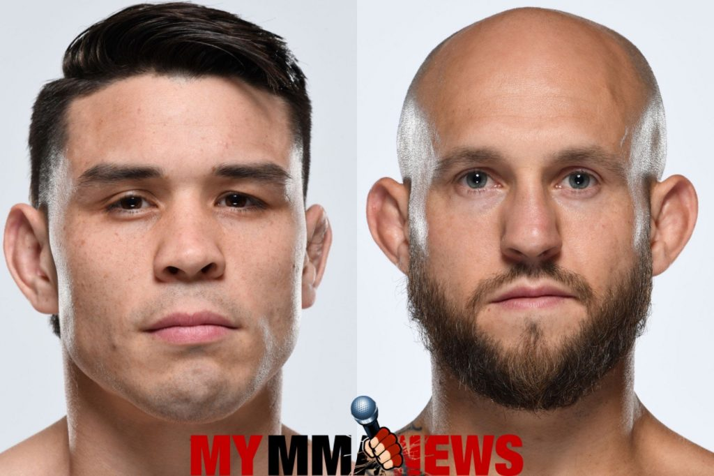 Ricky Simon vs. Brian Kelleher Booked Again, This Time at UFC 258