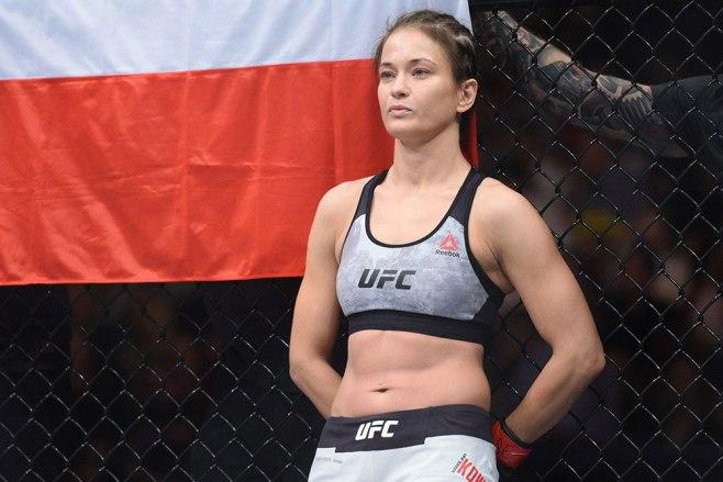 Karolina Kowalkiewicz is planning a UFC return after horrible eye injury
