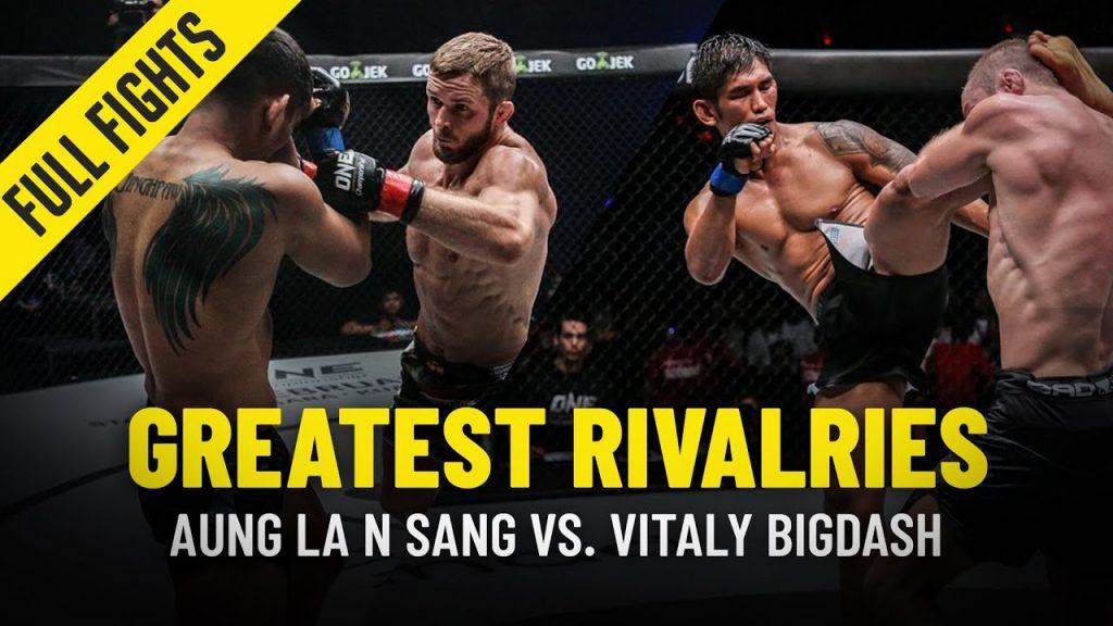 N Sang vs Bigdash III