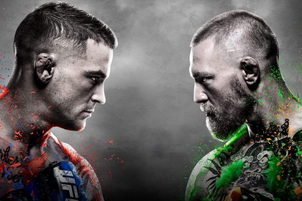 UFC 257 results - McGregor vs. Poirier 2