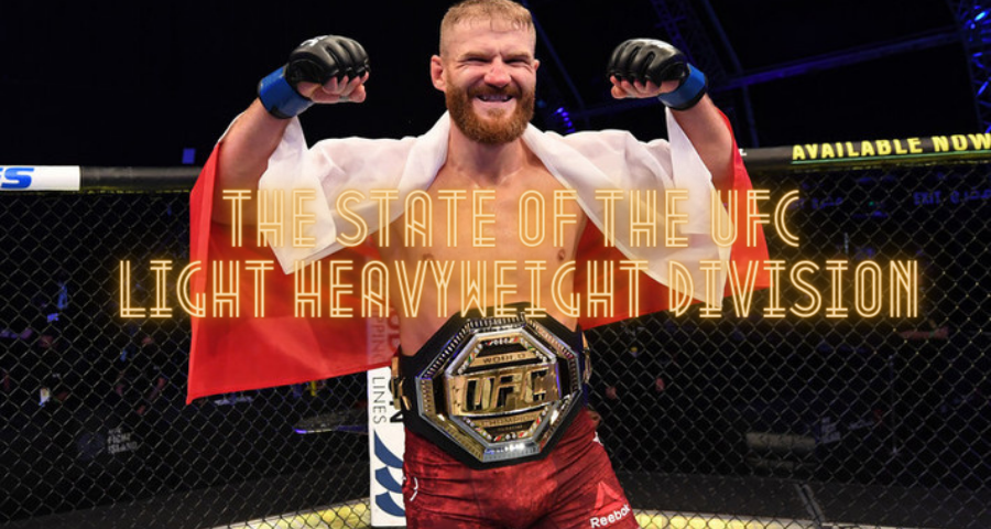 The State of the UFC Light Heavyweight Division