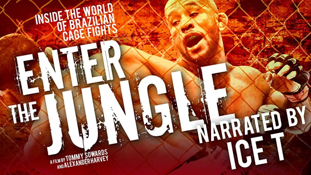 Enter The Jungle, Narrated by Ice-T - Order and Watch the PPV