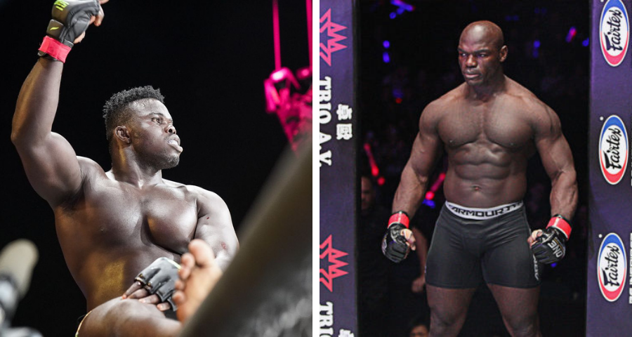 Reug Reug vs Alain Ngalani set for ONE Championship: Unbreakable II